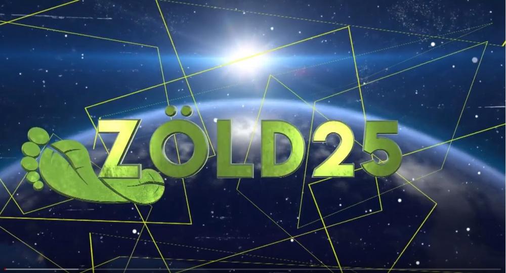 Nálunk járt a Zöld 25
